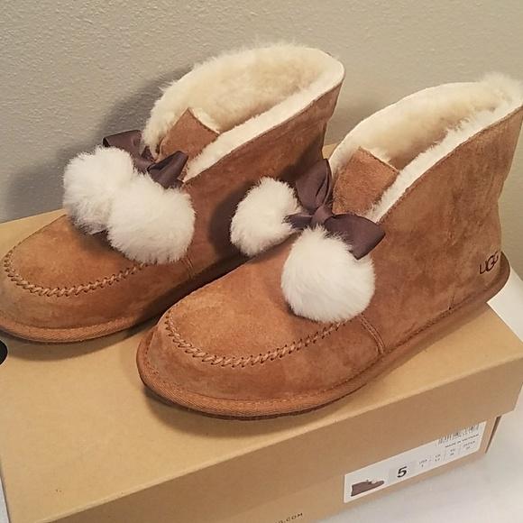 efa804e7cf4 UGG 1017541 Kallen chestnut slippers